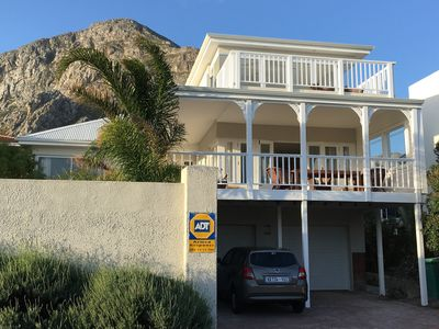 Photo for White Villa with Pool near Grotto beach in Hermanus