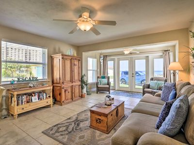 Photo for Home w/Ocean View+Kayaks, 50-Yards to Ormond Beach