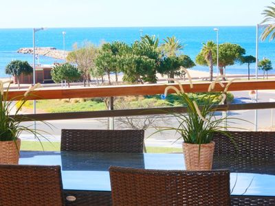 Photo for 4BR Apartment Vacation Rental in Cambrils, Tarragona