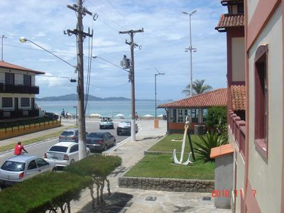 Photo for PRAIA DO PERÓ, Great Beach front apartment, condo with pool