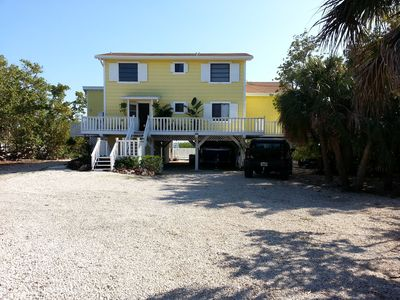 The new listing for this property is www homeaway com/7878069 - Cudjoe Key