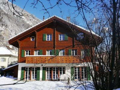 Photo for Apartment CityChalet in Interlaken - 7 persons, 3 bedrooms