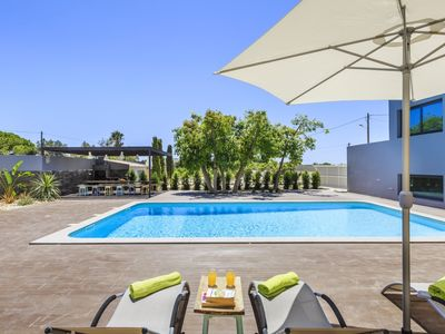 Photo for Homerez last minute deal - Amazing villa with shared pool