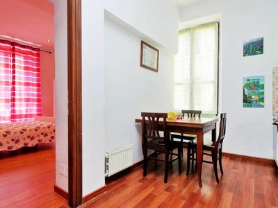 Photo for Homerez last minute deal - Beautiful apt in Roma and Wifi