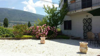 Photo for 2BR Apartment Vacation Rental in Assisi, Umbria
