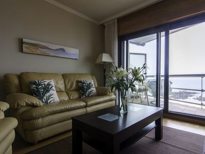 Photo for SPECTACULAR APARTMENT WITH VIEWS TO THE SANXENXO SPORTS HARBOR. (Wiffi)
