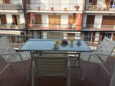 Photo for 2 Bedroom Apartment, Less Than 5 Minutes Walk From Beach