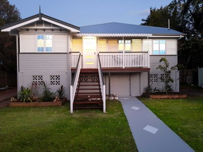 Photo for 4BR Guest House/pension Vacation Rental in Railway Estate, QLD
