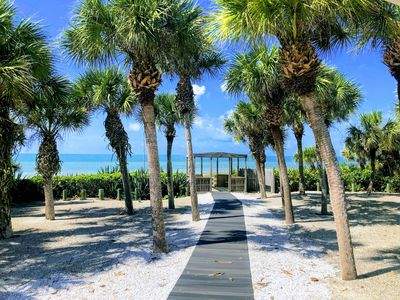 Photo for Private Beachfront Home on Gulf of Mexico.  Sleeps 8.