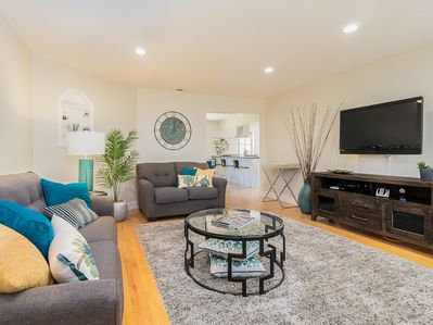 Living Area - Welcome to Sonoma! This home is professionally managed by TurnKey Vacation Rentals.