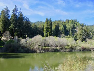 Photo for Russian River Beauty! Gorgeous Riverfront Vintage-Modern Getaway, Sleeps 6-8