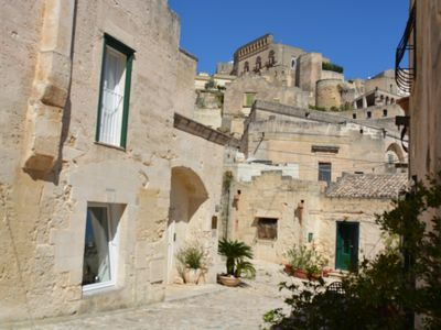 Photo for artist's house Matera