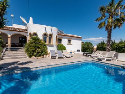 Photo for Vacation home Wendy  in Jávea, Costa Blanca - 8 persons, 4 bedrooms