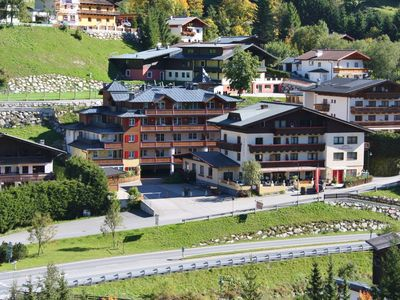 Photo for Neat apartment near the lift in the famous Saalbach