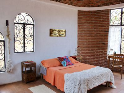 Photo for COUNTRY SIDE CHARMING HOUSE AT TEPOZTLAN: THE BEST OF TWO WORLDS!