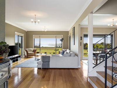 Photo for LUXURY WATERFRONT FAMILY HOME - TASMANIA - Hosted by: L'Abode Accommodation
