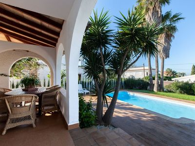 Photo for 🌴 Spanish villa with all-year wellness comfort 🌴