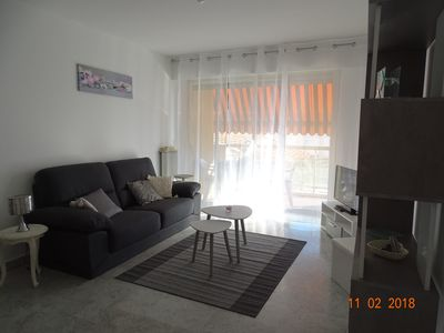 Photo for 2 bedroom apartment Center Bocca, near sea, shops and amenities