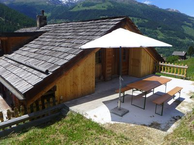 Photo for Apartment Chalet Ankie in Ayer - 6 persons, 3 bedrooms