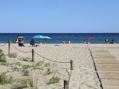 Photo for AT115 NOVA TORREDEMBARRA: Apartment with pool 250 from the beach