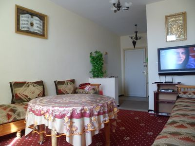 Photo for 1BR Apartment Vacation Rental in Agadir, Souss-Massa-Draâ