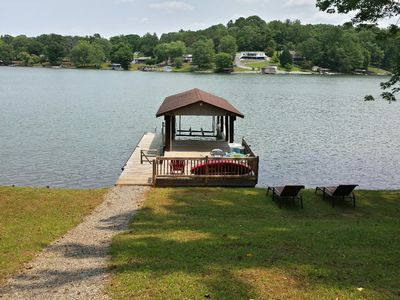Photo for NEW LISTING WITH 3 NIGHT MINIMUM! LARGE DOCK