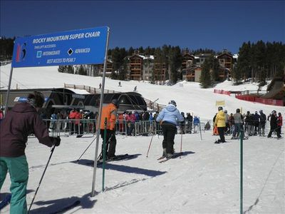 Photo for Exceptional Ski-in/Ski-Out at Breckenridge Peak 8.