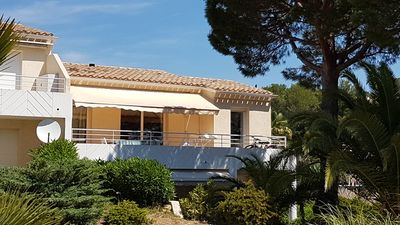 Photo for 2BR Apartment Vacation Rental in Fréjus, Provence-Alpes-Côte-D'Azur