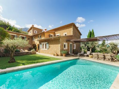 Photo for The Ultimate 5 Star Luxury Villa with Stunning Views, Mallorca Villa 1039