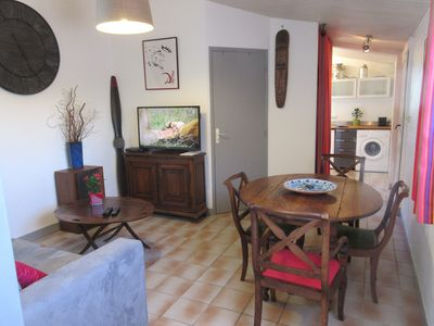 Photo for Lovely 2 rooms near center and beaches