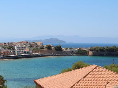 """Photo for """"Ranias Apt."""" Beautiful apartment with views directly to the sea! 90sqm"""