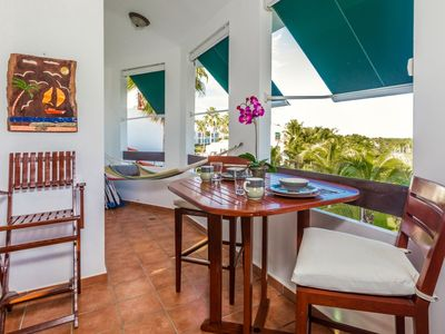 Photo for Villa Pacifica   Gorgeous resort villa with Golf Cart, Pool, Tennis, and Beach