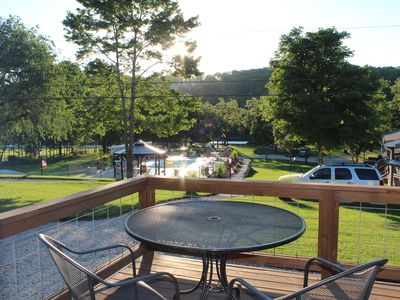 Photo for Driftwater Resort Cabin 12 on lake taneycomo