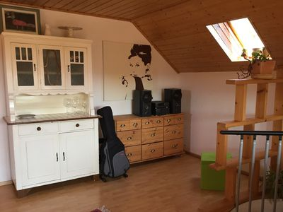 Photo for Apartment / app. for 3 guests with 90m² in Mansfeld (93349)