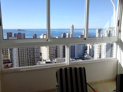 Photo for APART. WITH WONDERFUL SEA VIEW FLOOR 27th.