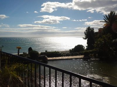 Photo for Apartment with  Magnificent Sea Views over Burriana Beach