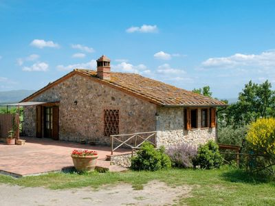 Photo for Vacation home Il Fienile (CEL120) in Casole d'Elsa - 6 persons, 2 bedrooms