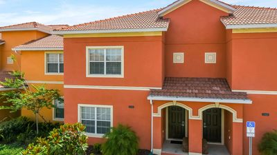 Photo for Very popular family-friendly 4 bedroom townhome with pool, Paradise Palms Resort