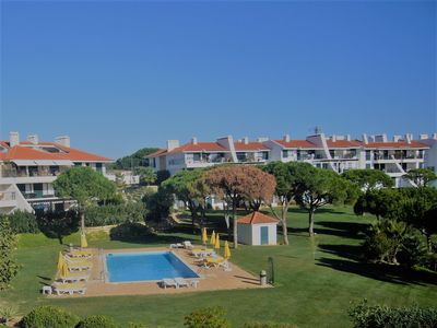 Photo for Luxury apartment In Vila Sol Golf Resort with Heated Pool