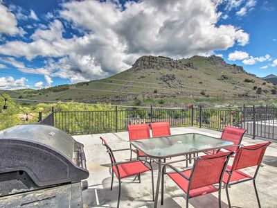 Photo for NEW! Lovely Lava Hot Springs Studio, Walk to Pools