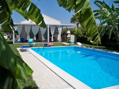 Photo for CHARMING VILLA near Marina di Ragusa with Pool & Wifi. **Up to $-334 USD off - limited time** We respond 24/7
