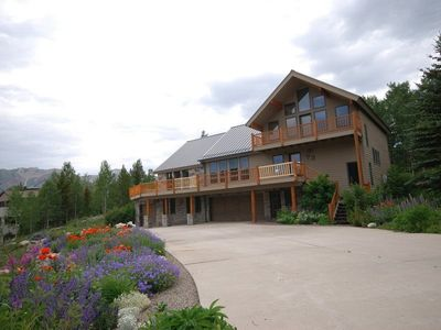 Photo for Luxury Mtn. Home w/ Hot Tub! Views! Kids Wing! Gourmet Kitchen!