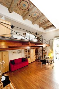 Photo for Charming apartment and guided tours by the owner