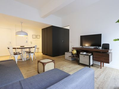 Photo for Amazing apartment with terrace for 4 persons with view in Graça neighborhood