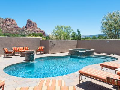 Photo for Sedona Red Rock Retreat-Private Pool/Spa 5 & 6 NIGHT RATE QUOTE WRONG-CONTACT US