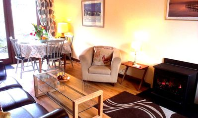 Photo for Superb cottage in peaceful village.Walk to DOG friendly pub.Child friendly