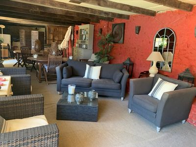 Photo for Cutest Country House only 1h45 from CDG Airport by train!