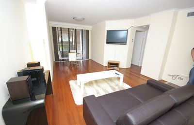 Photo for 1BR Apartment Vacation Rental in Pyrmont, New South Wales