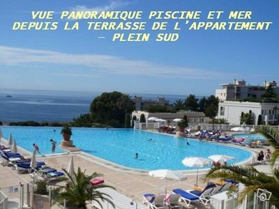 Photo for Cannes Croix des Gardes, 3 P. 6 people Stunning sea in holiday residence