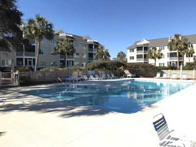Photo for 30 Seconds to Sand! Port O Call First Floor Walk-Out!  #Deserving Vacations